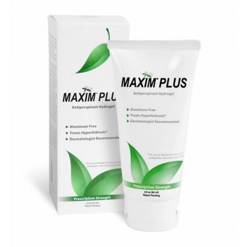 Maxim Plus Anti-Perspirant AntiWrinkle HydroGel